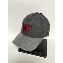 Wisconsin Badgers Under Armour Pro Fit Adjustable Hat