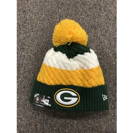 Green Bay Packers Women's Layered Up Knit Hat
