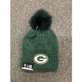 Green Bay Packers Women's Dazzle 2 Knit Hat