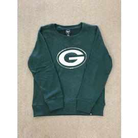 Green Bay Packers Women's Headline Crew Sweatshirt