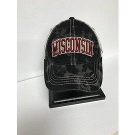 Wisconsin Badgers Dixie Adjustable Hat