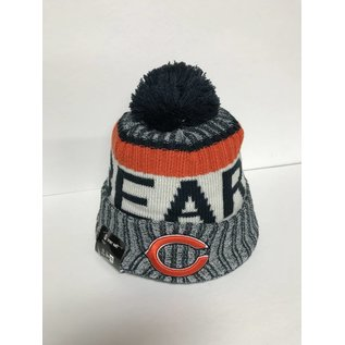 Chicago Bears 2017 Onfield Knit Hat