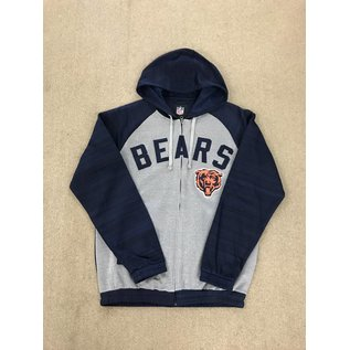 Chicago Bears Men's Legend Full Zip Hooded Jacket