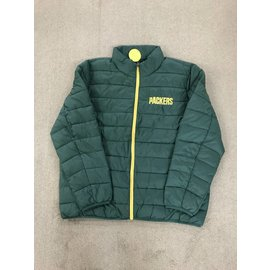 Green Bay Packers Men's Packable Puffer Jacket