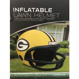 Green Bay Packers Inflatable Helmet