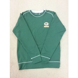Green Bay Packers Men's Volt 2 Sweatshirt -Logo w/Packers on Left Chest