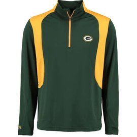 Green Bay Packers Men's Delta 1/4 Zip