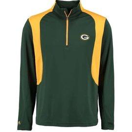 Green Bay Packers Men's Delta 1/4 Zip