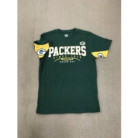 Green Bay Packers Men's Hands High Short Sleeve Tee
