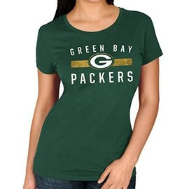 Green Bay Packers Women's Franchise Fit Short Sleeve Tee