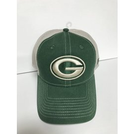 Green Bay Packers Rustic Mark 9-20 Adjustable Hat