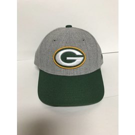 Green Bay Packers Youth The League Heather OSFA Hat