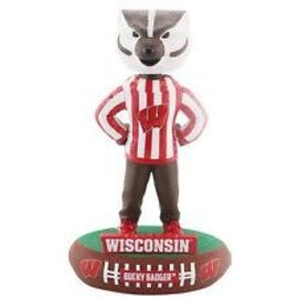 Wisconsin Badgers Mascot Baller Bobblehead