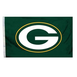 Green Bay Packers 4x6 Flag