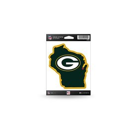 Green Bay Packers Home State Sticker