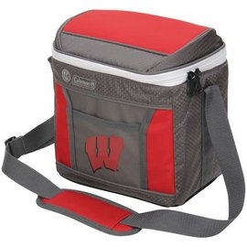 Wisconsin Badgers 9 Can Soft Sided Cooler Bag