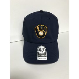 Milwaukee Brewers 47 Repetition Clean Up Adjustable Hat