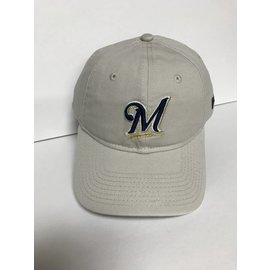Milwaukee Brewers 9-20 Core Classic Twill Stone Adjustable Hat