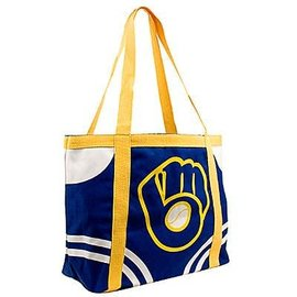 Milwaukee Brewers Canvas Tote Bag