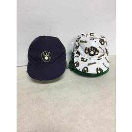 Milwaukee Brewers 9-20 Top Flip Toddler Hat