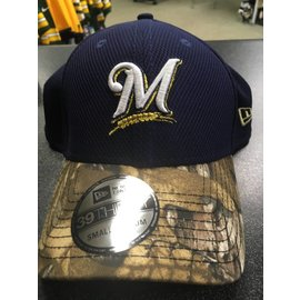 Milwaukee Brewers 39-30 Realtree Hat