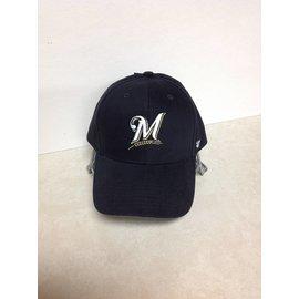 Milwaukee Brewers Youth 47 Home Basic MVP Adjustable Hat