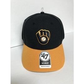 Milwaukee Brewers 47 Two Tone MVP Adjustable Hat