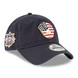 Milwaukee Brewers 9-20 Fourth Of July Adjustable Hat