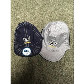 Milwaukee Brewers Youth Mesa Flip Hat
