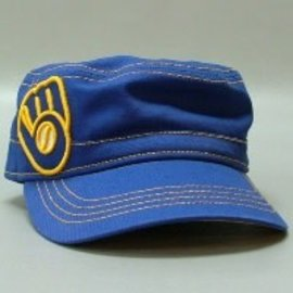 Milwaukee Brewers Chic Cadet- royal