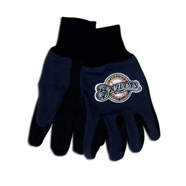 Milwaukee Brewers 2 Tone Gloves