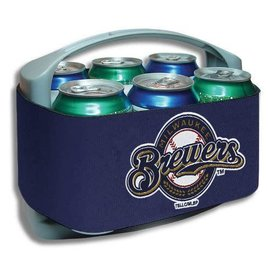 Milwaukee Brewers Cool Six Pack Cooler