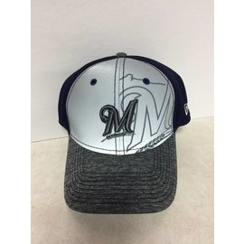 Milwaukee Brewers 39-30 Shadow Flect Neo Hat