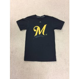 Milwaukee Brewers Men's Superior Play Short Sleeve Tee