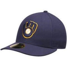 Milwaukee Brewers The League Alt2 Adjustable Hat