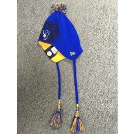 Milwaukee Brewers Tassel Fade knit