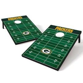 Green Bay Packers Football Field Tailgate Toss