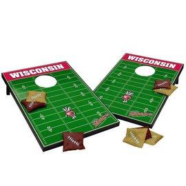 Wisconsin Badgers Football Field Tailgate Toss