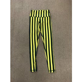 Zoozatz Green Bay Packers Women's No Logo Spirit Leggings