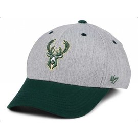 Milwaukee Bucks 47 Morgan Contender Adjustable Hat
