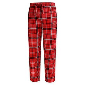 Wisconsin Badgers Men's Homestretch Flannel Pant