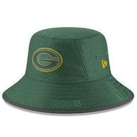 Green Bay Packers 2018 Primary Training Bucket Hat