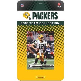 Green Bay Packers 2018 Team Set