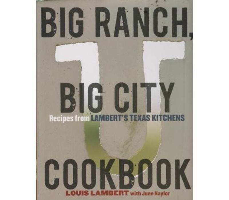 Cookbook - Big Ranch Big City