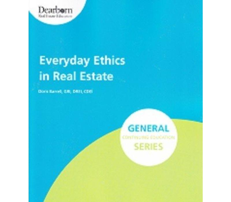 Everyday Ethics in Real  Estate