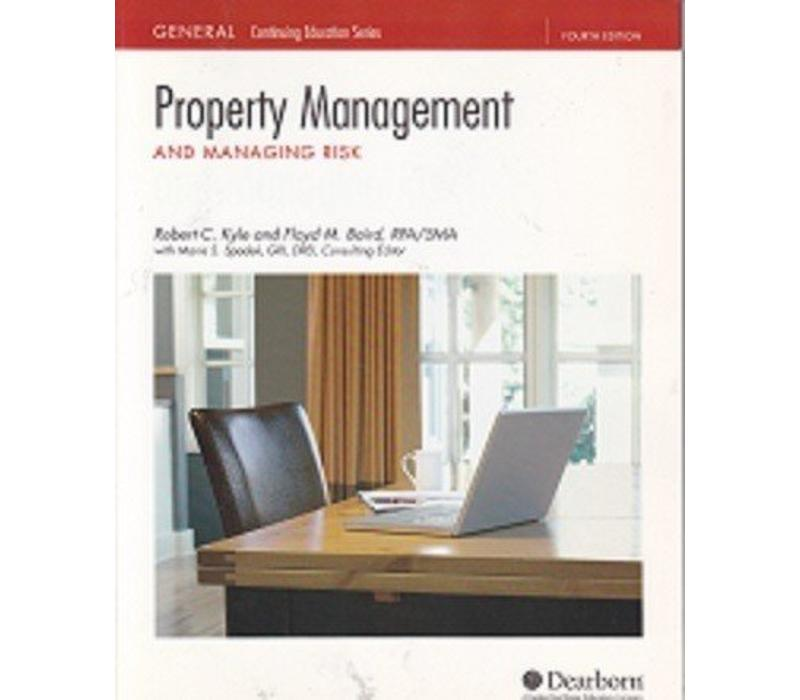 Property Management and Managing Risk