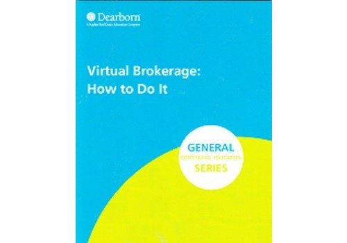 Virtual Brokerage: How to Do It