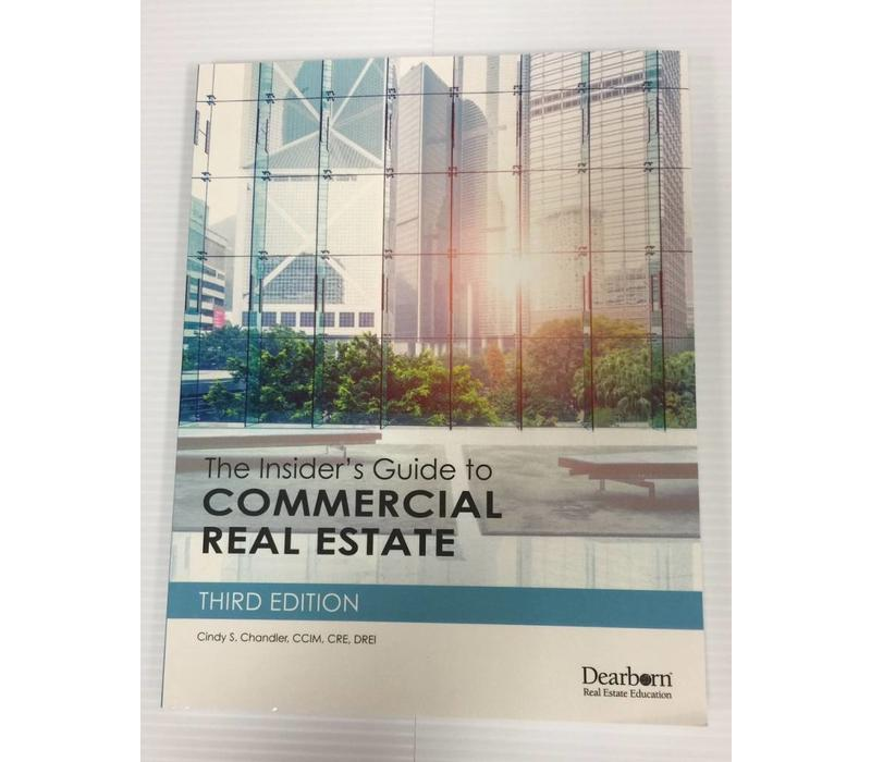 The Insider's Guide to Commerical  Real Estate