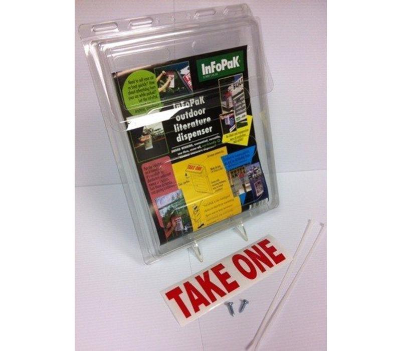 Flyer Box - Info-Pak