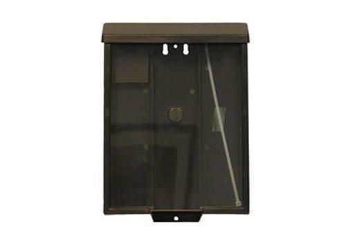 Flyer Box - Back W/Lid - Black
